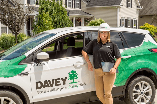 Davey Certified Arborists