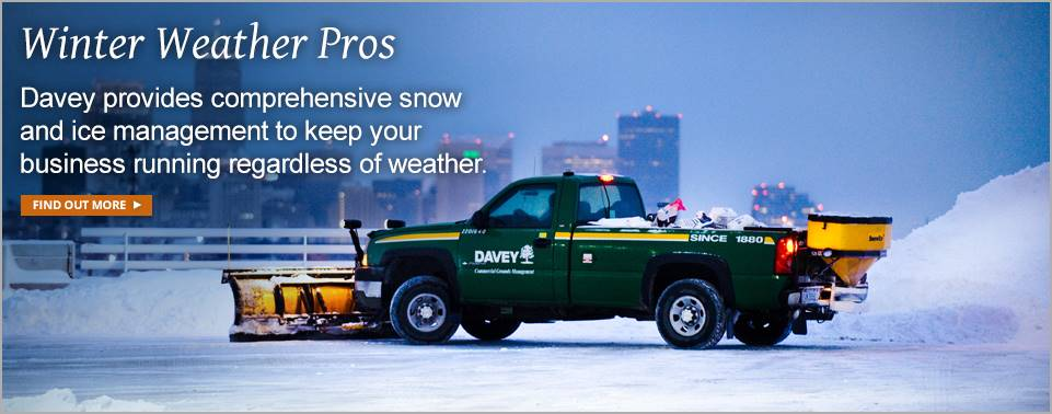 Commercial Grounds Maintenance Snow & Ice Removal