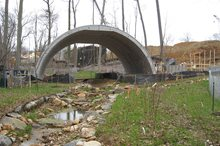 ARLINGTON NATIONAL CEMETERY STREAM RESTORATION AND STORMWATER OUTFALL RETROFIT