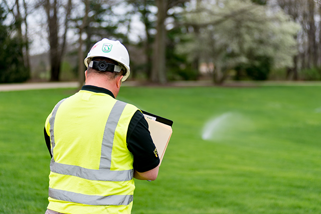 commercial irrigation solutions