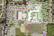 TREE INVENTORY AND MANAGEMENT PLAN FOR NEW HIGH SCHOOL, KIRKLAND, WA