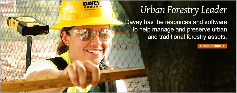 Davey Resource Group Urban Forestry